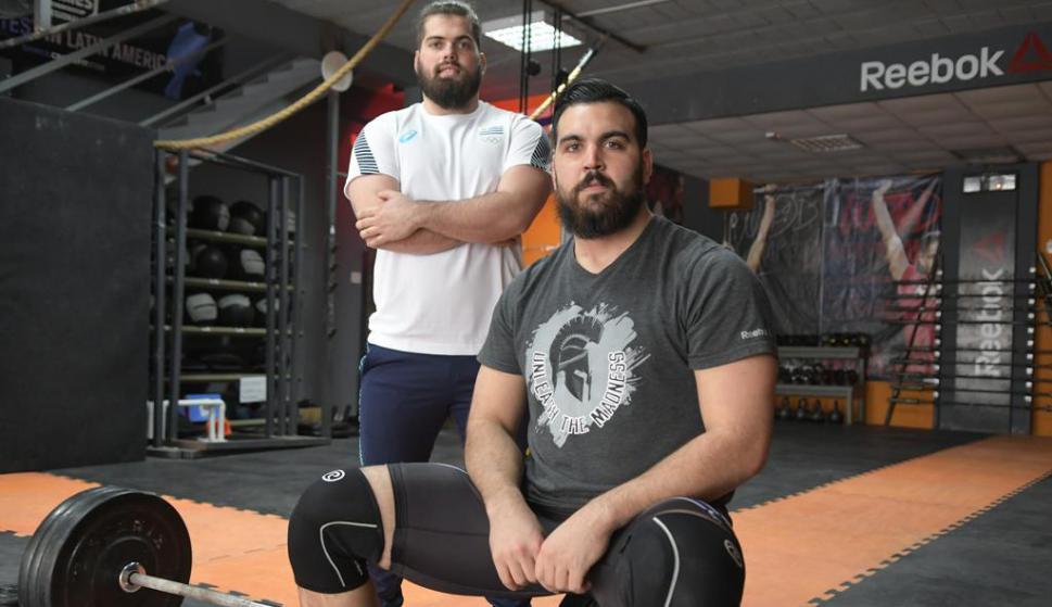 Enrique Juanicó y Rodrigo Marra. Foto: Franciso Flores.