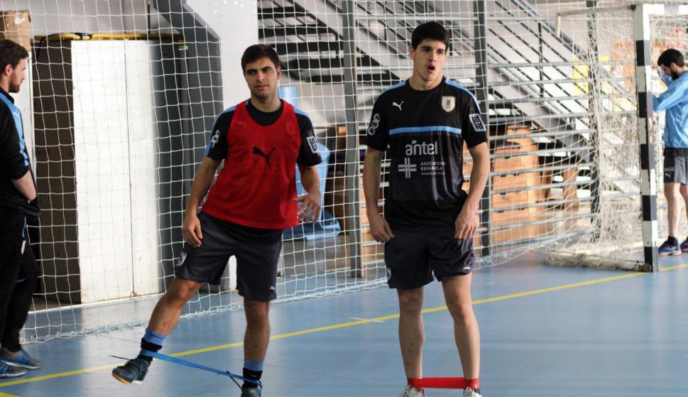 Copa América de Futsal: Uruguay viajó a Chile pero el torneo se suspendió por motivos de seguridad. Foto: Matías Pérez / El País