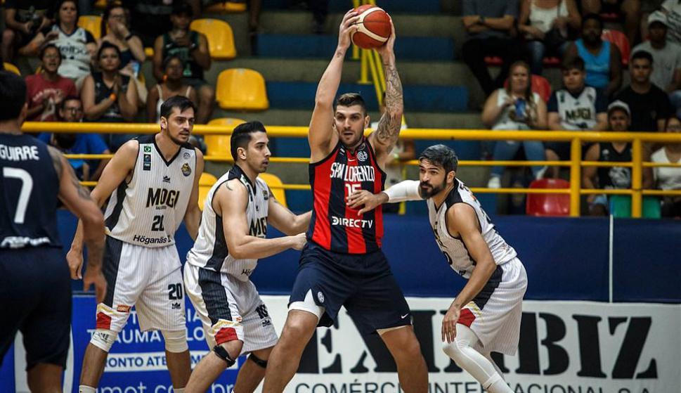 Esteban Batista. Foto: FIBA.
