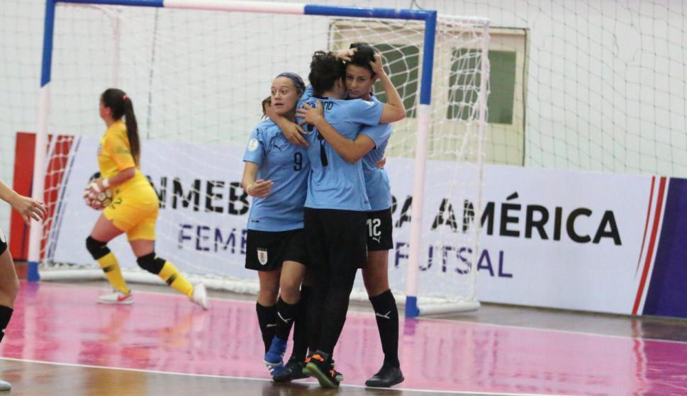 Uruguay cerró su participación en el grupo con una victoria 2-1 ante Chile. Foto: @CopaAmerica