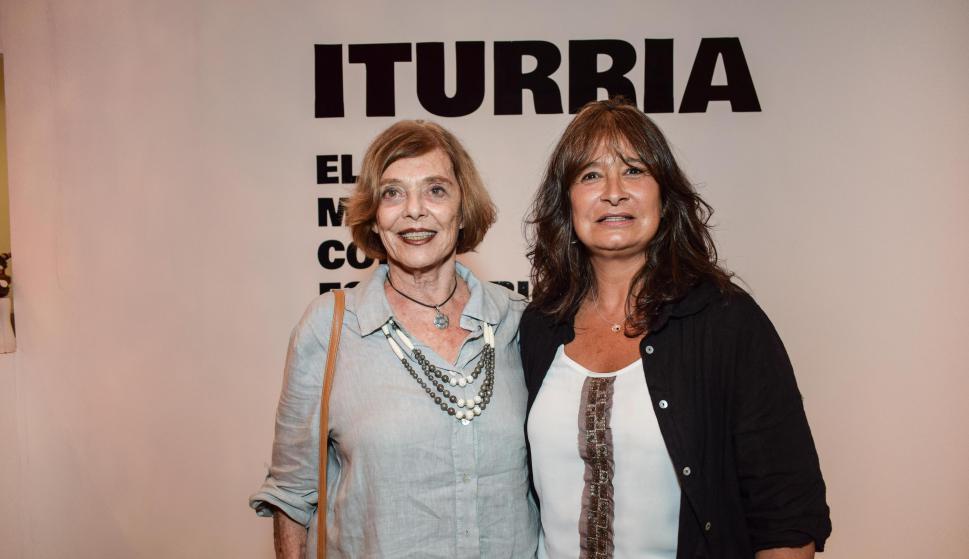 Vera Heller, Inés Machiñena.