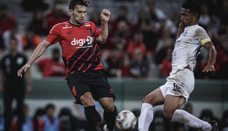 Juan Manuel Boselli. Foto: athletico.com.br.
