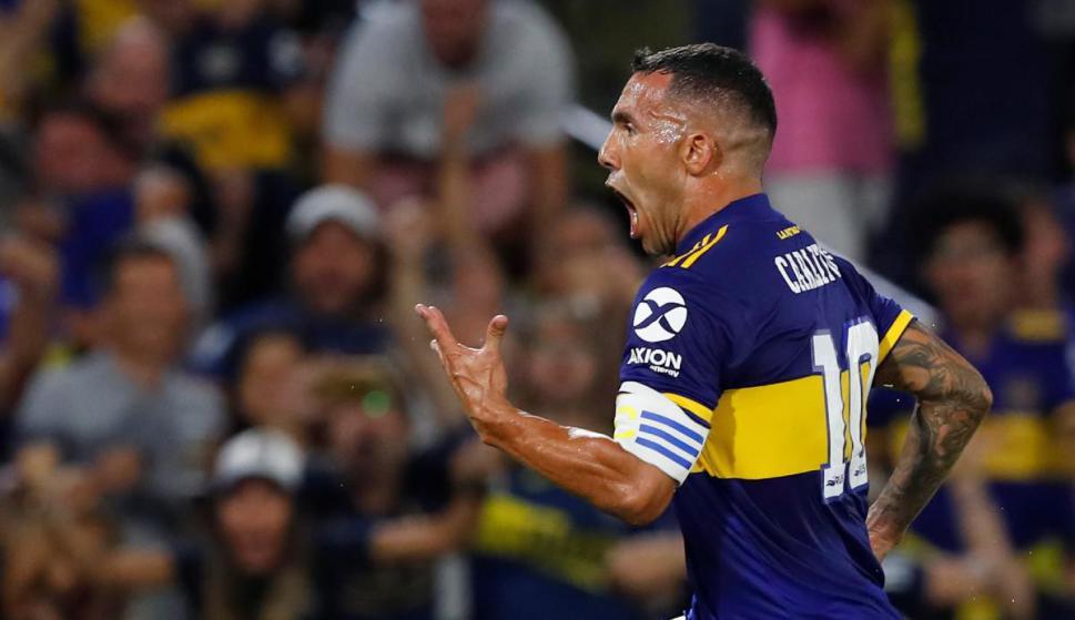 Boca Juniors campeón de la Superliga del fútbol argentino. Foto: Reuters