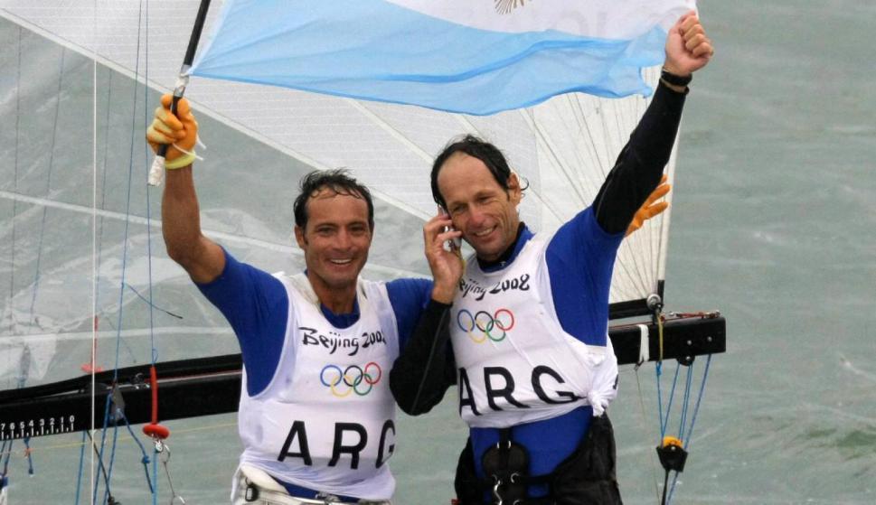 El mensaje de Santiago Lange: un campeón olímpico sobre el Coronavirus que se hizo viral. Foto: Archivo El País.