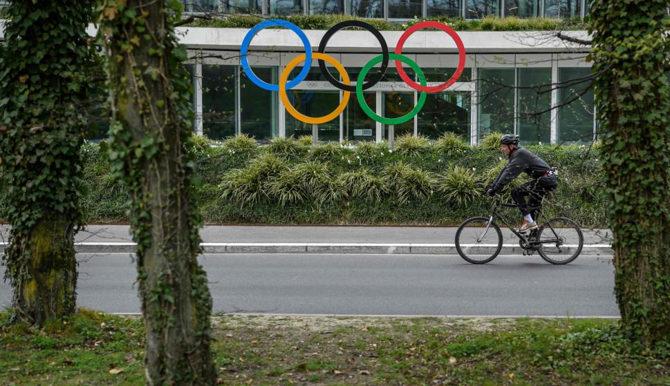Juegos Olímpicos de Tokio podrían ser postergados y la decisión será en cuatro semanas. Foto: AFP.