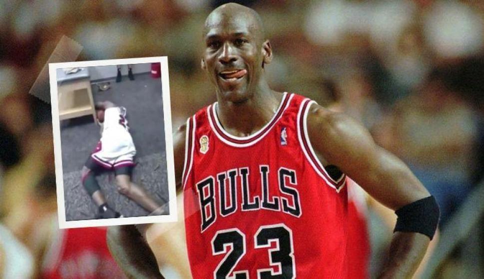 viudo el centro comercial Cava  El desgarrador llanto de Michael Jordan que no se escuchó en 'The Last  Dance' - Ovación - 13/05/2020 - EL PAÍS Uruguay