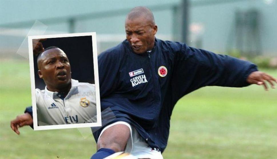 Ex jugador de Colombia y Real Madrid detenido en operación antidroga. Fotos: EFE