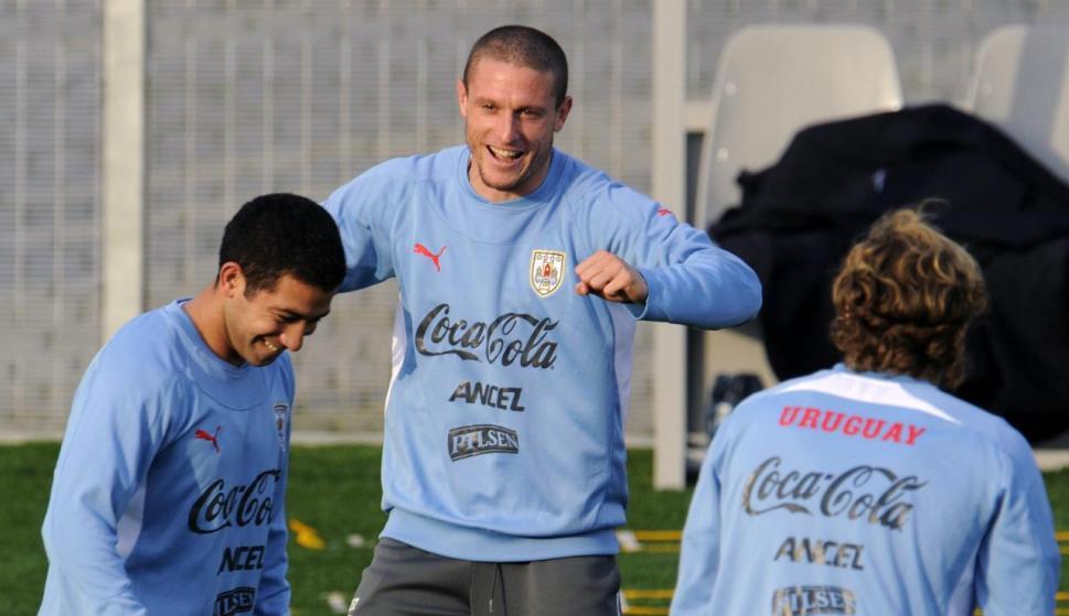 "Diego Pérez: ""Tenemos una linda revancha"". Foto: Gerardo Pérez"