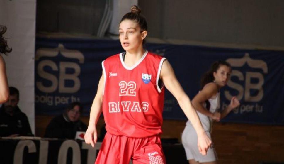 Camila Kirschenbaum. Foto: Kiaenzona.