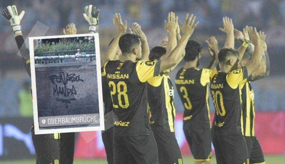 Alemania: Parece que Peñarol manda en Berlín