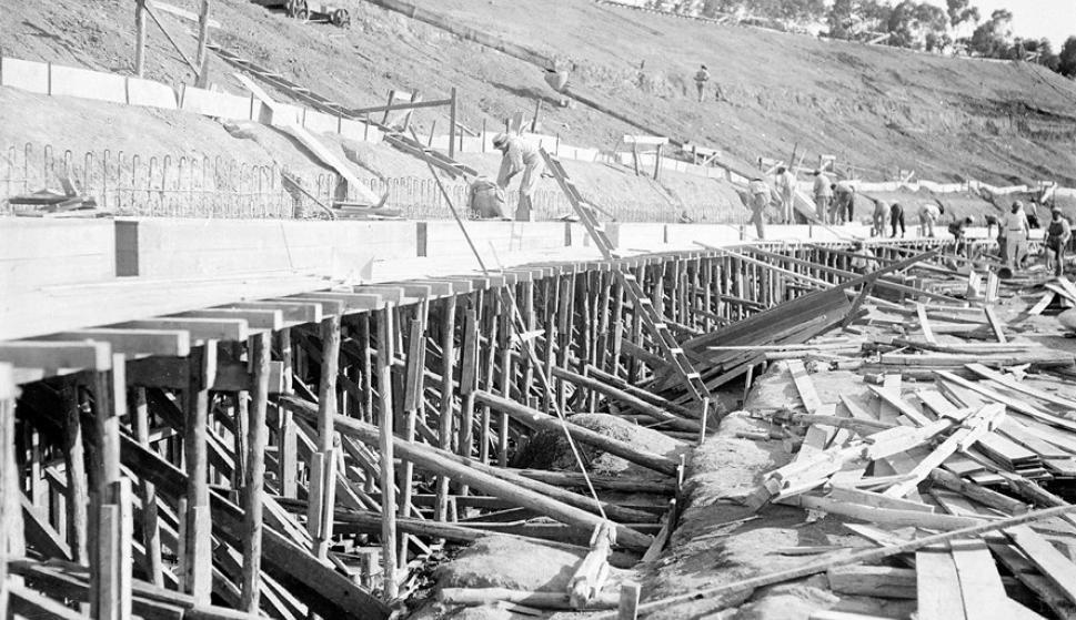 Image result for construccion estadio centenario 1930