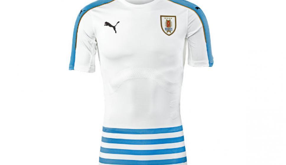 d30c24a2 La nueva camiseta de Uruguay - Ovación - 22/03/2016 - EL PAÍS Uruguay