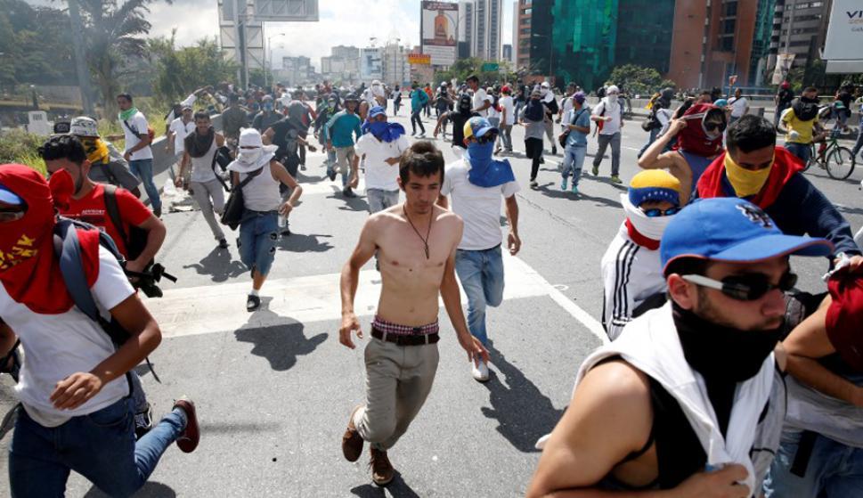 Venezuela: alta tensión por jornada de protesta