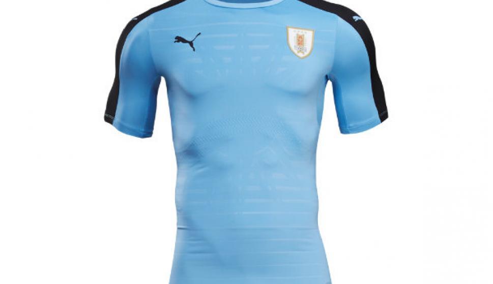 La nueva camiseta de Uruguay - Fútbol - Ovación - Últimas noticias de  Uruguay y el Mundo actualizadas - Diario EL PAIS Uruguay fbcacc70dc633