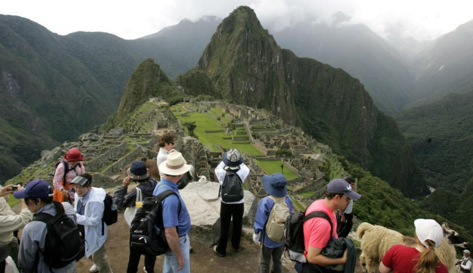 Camino del Inca, Machu Pichu, Perú. Foto: AP