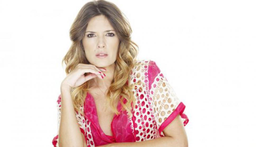 Isabel Macedo, una de las protagonistas de la serie Guapas