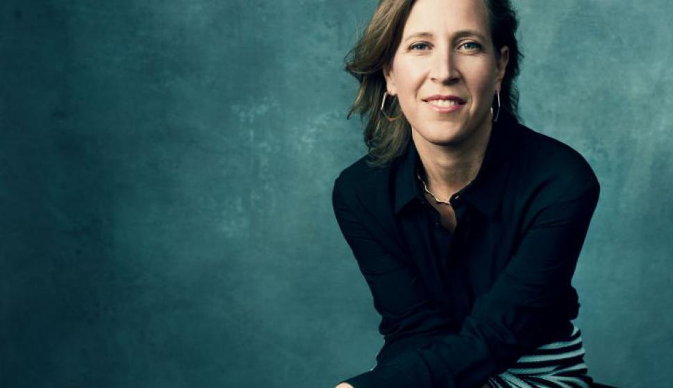 Susan Wojcicki.