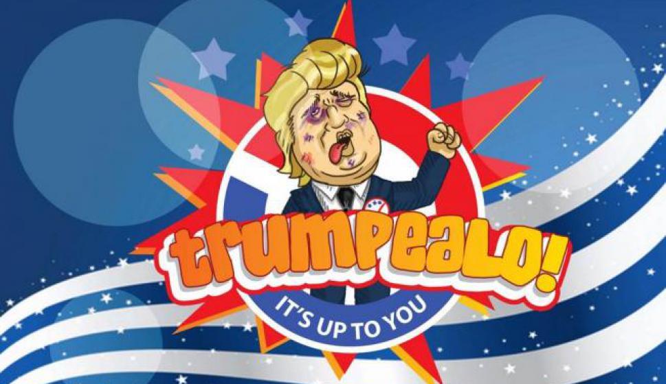 """""""Trumpealo"""", el videojuego para golpear a Donald Trump"""