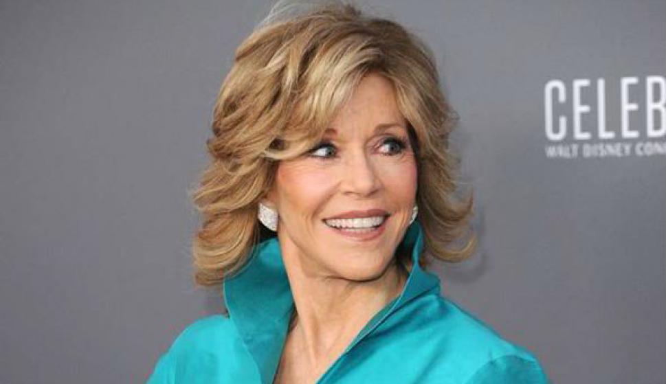 Jane Fonda. Foto: Archivo El País