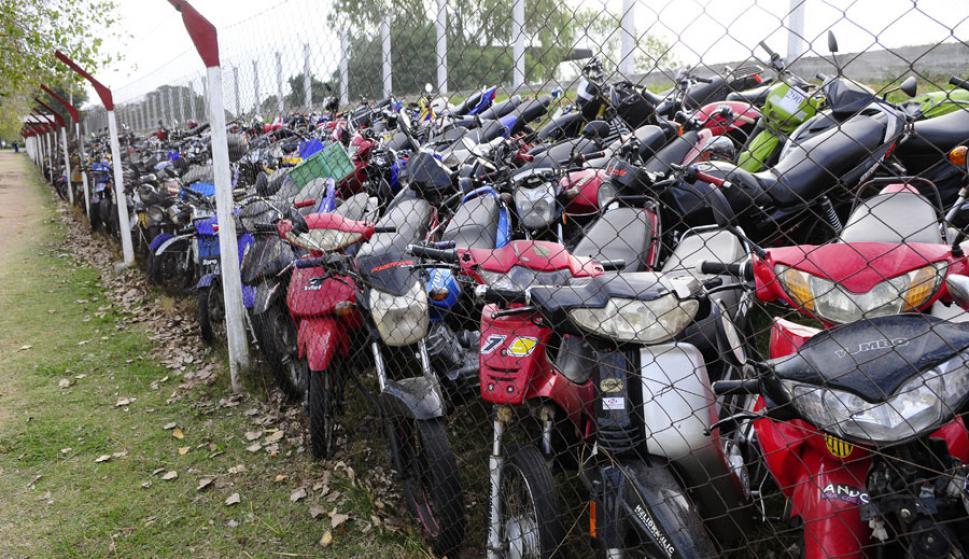 Un cementerio de motocicletas informaci n ltimas for Ultimas noticias del ministerio del interior