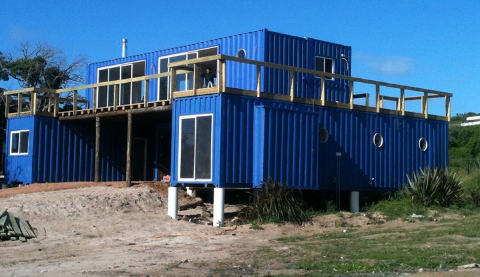 Las casas modulares crean un nuevo camino hacia el hogar - Casas prefabricadas contenedores ...