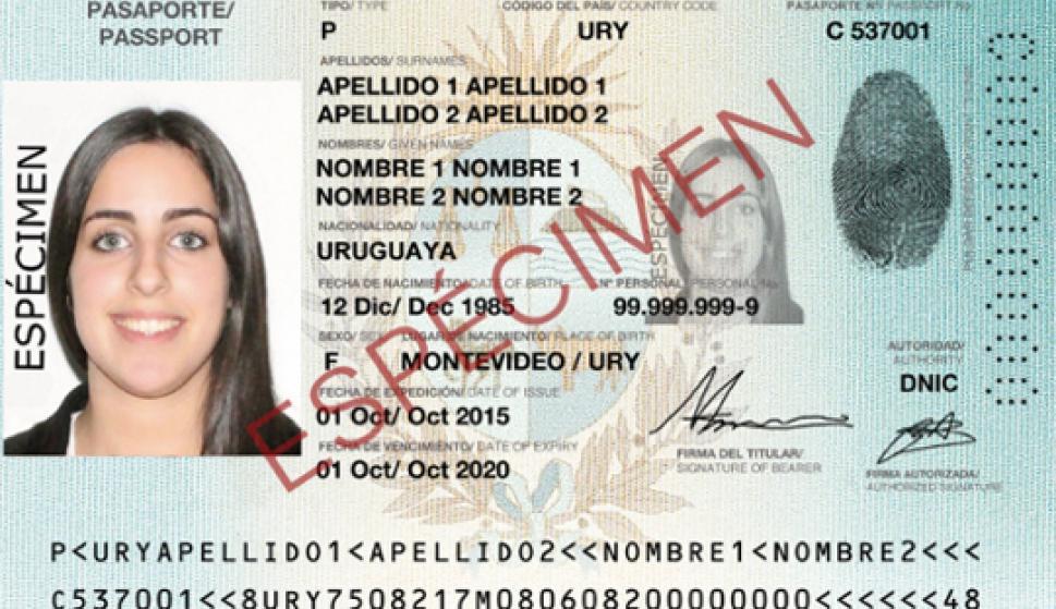 emiten hoy el primer pasaporte electr nico informaci n