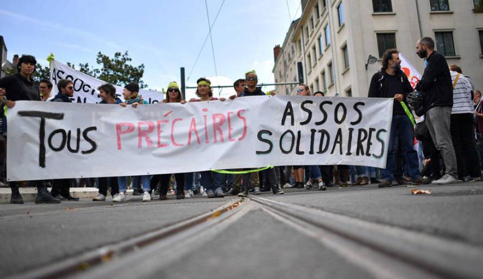 Critican que la reforma laboral precarizará el empleo. Foto: AFP.