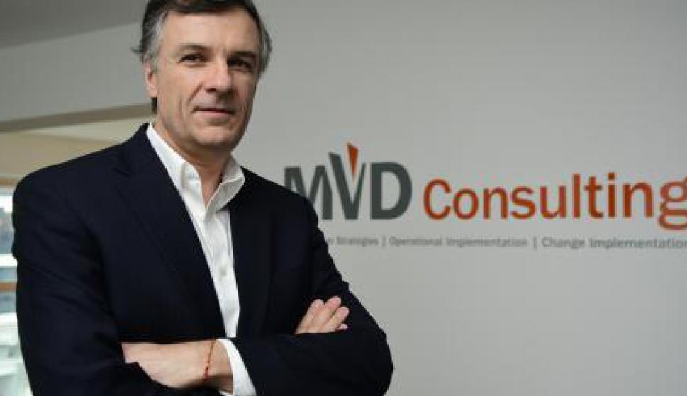 Mario Tucci, MVD Consulting