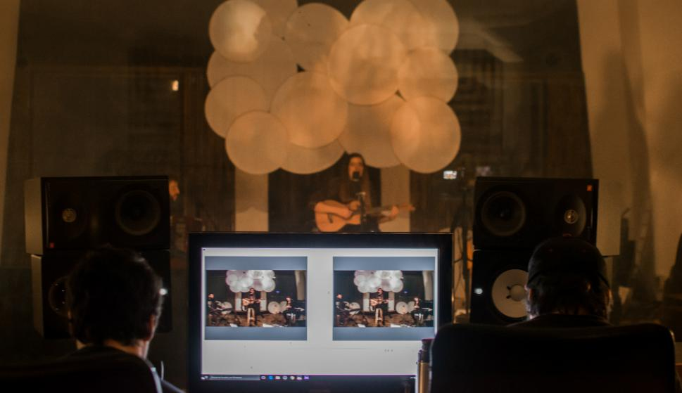 streaming concierto papina lang estudio