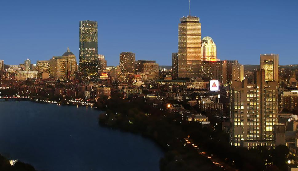 Boston es tercera con ingresos familiares llegaron a US$ 82.400 el 2016. Foto: Wikimedia Commons
