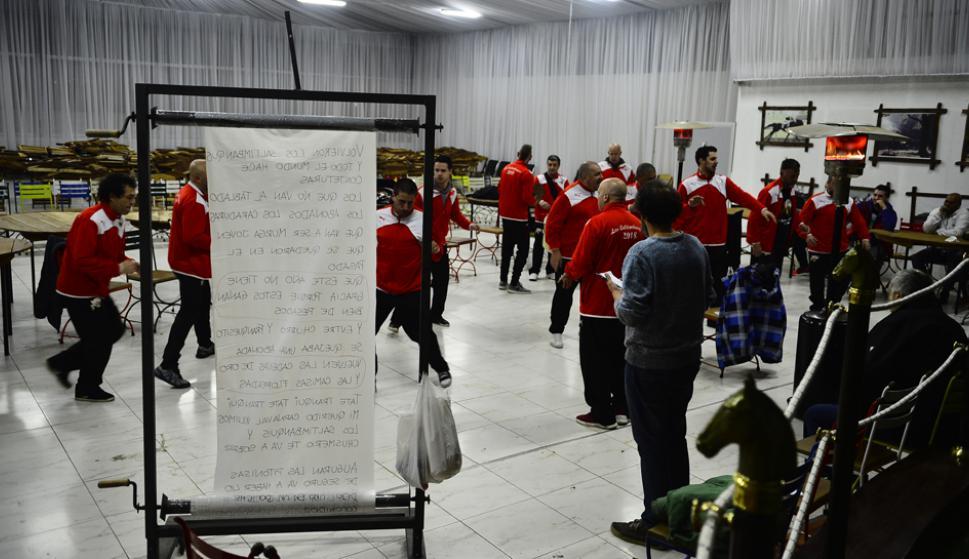 Concursaron por última vez en 1998, en noviembre darán prueba de admisión. Foto: G. Pérez