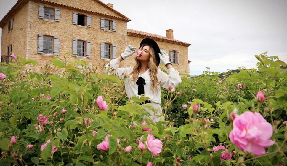 Grasse, conocida como la capital francesa de los perfumes.