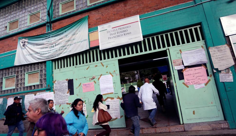 Nuevo terremoto en México. Foto: Reuters