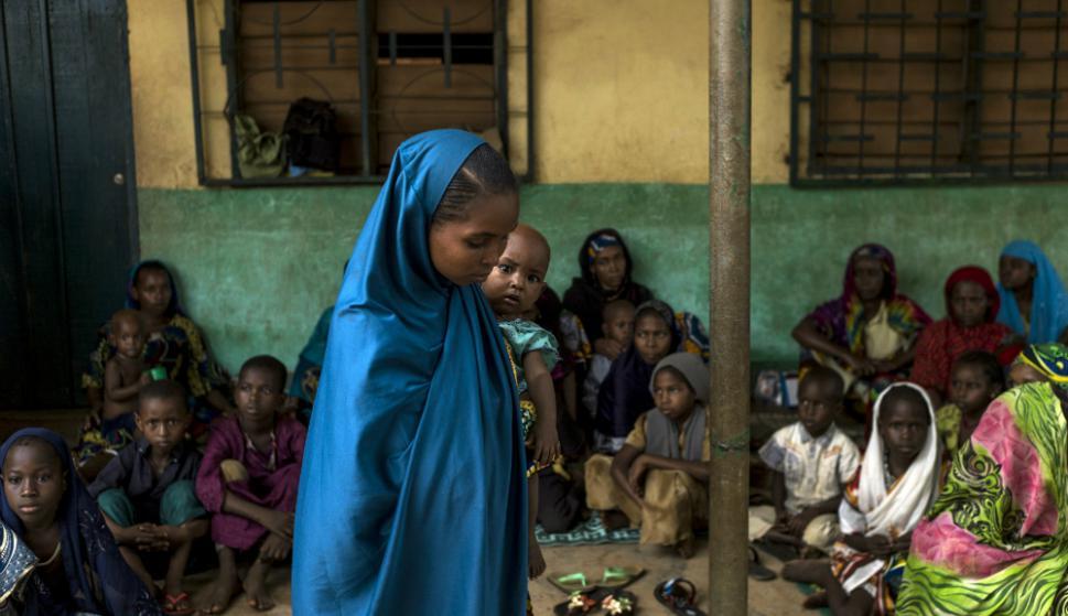 En sectores pobres de la población mundial el aprendizaje enfrenta dificultades. Foto: AFP