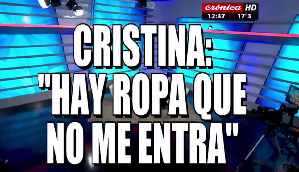 Bullrich le sacaría seis puntos de diferencia a Cristina — Elecciones