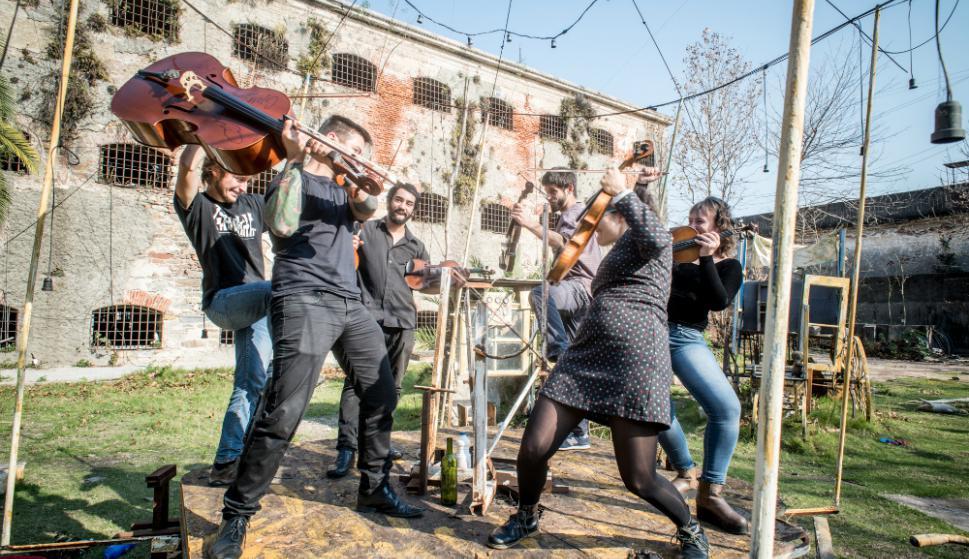 Orquesta Típica Bien De Abajo