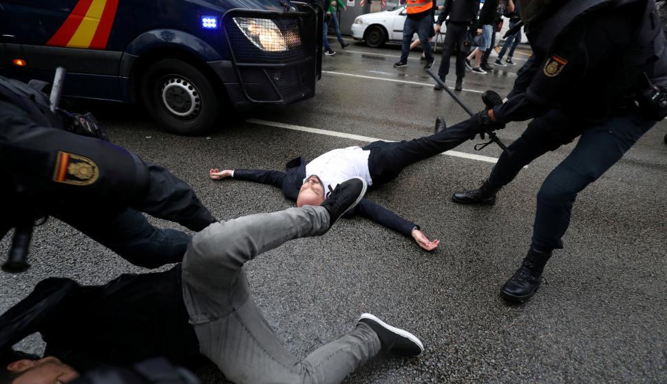 Los heridos son al menos 465. Foto: Reuters