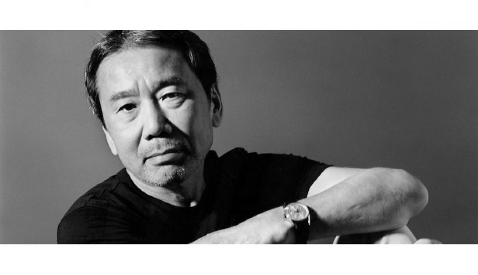 Haruki Murakami. Foto gentileza Planeta