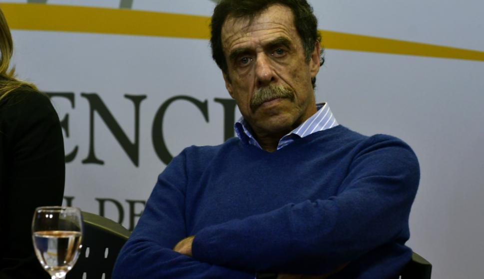 Miguel Brechner, presidente del Plan Ceibal. Foto: Fernando Ponzetto.
