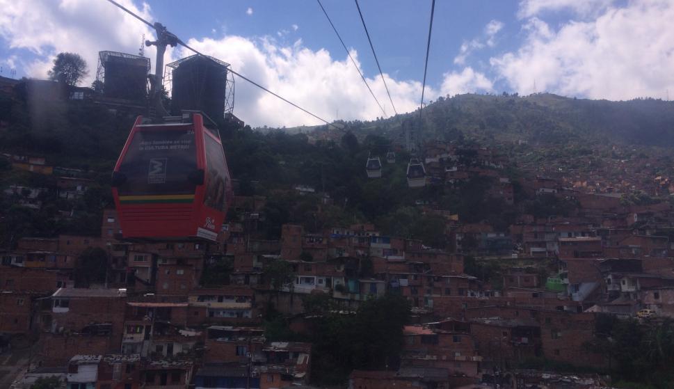 Teleférico Medellín