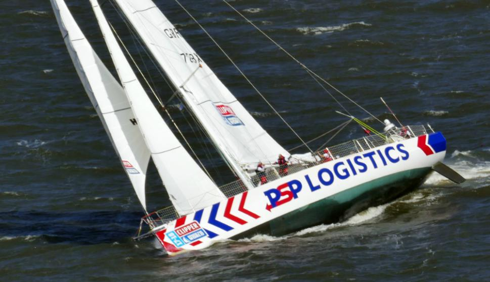 El PSP Logistics es liderado por el skipper birtánico Roy Taylor. Foto: R. Figueredo