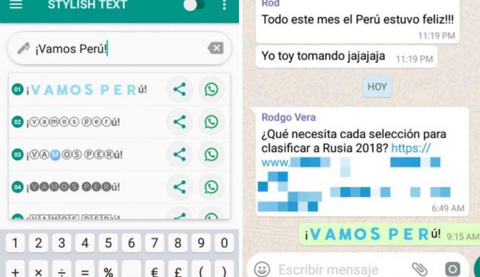 WhatsApp y Facebook Messenger: Así podrás cambiar el tipo de