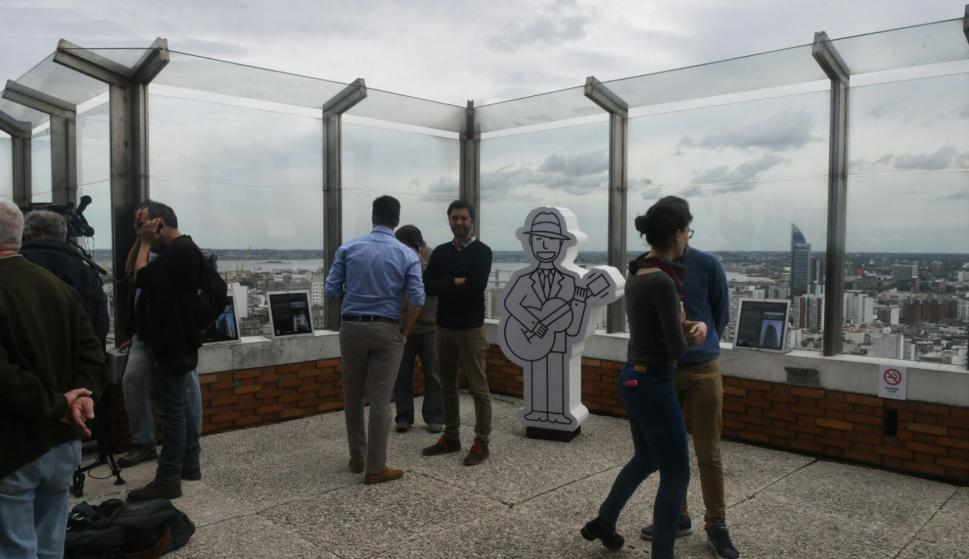 Mirador de la IMM. Foto: Ariel Colmegna