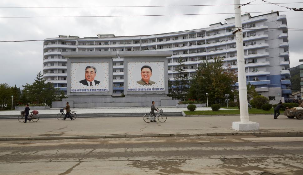 Wonsan también tiene reliquias históricas. Foto: Reuters