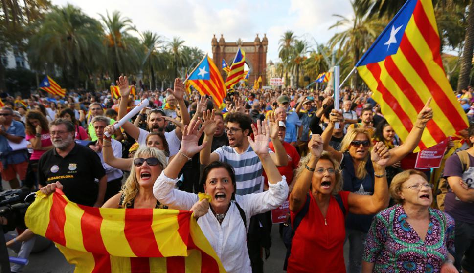 El PSOE y Ciudadanos apoyan la posición de Rajoy. Foto: Reuters