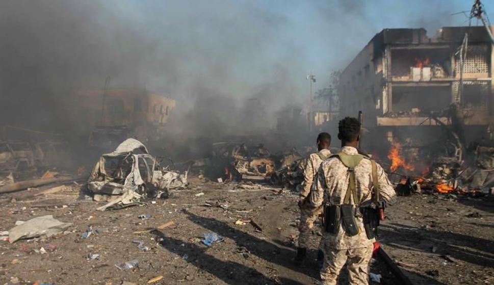 Los atentados dejaron más de 200 muertos. Foto: EFE