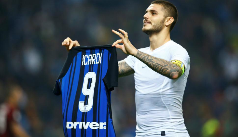 Camiseta Inter Milan MAURO ICARDI