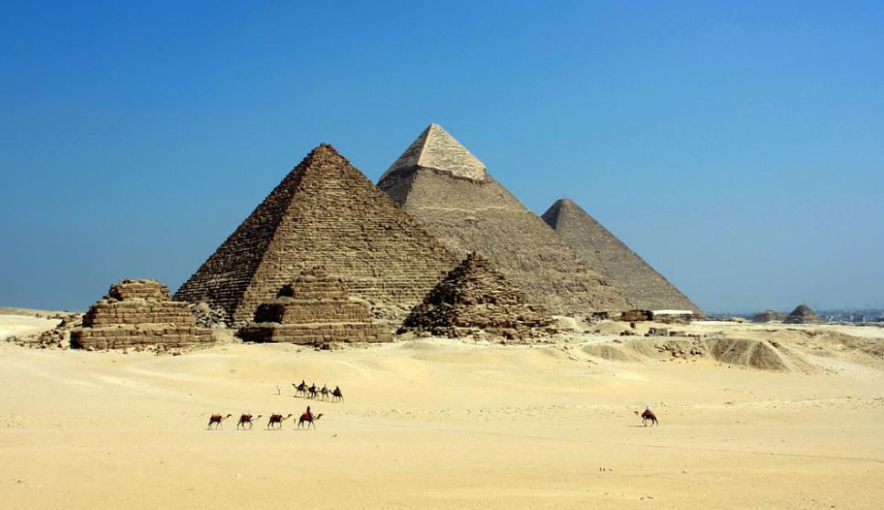 """""""Los antiguos egipcios dependían casi exclusivamente del incremento del volumen del Nilo durante el verano. Foto: Pixabay"""