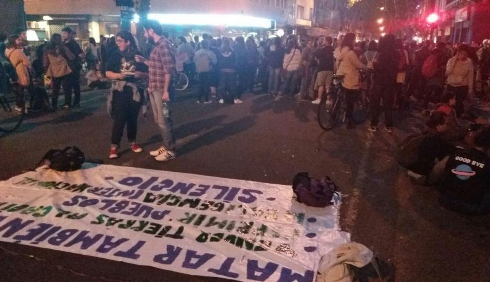 Organizaciones, colectivos y ONG participaron de la marcha. Foto: Gerardo Pérez