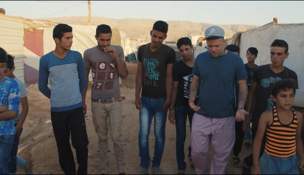 Lebanon - corto documental de Residente. Difusión